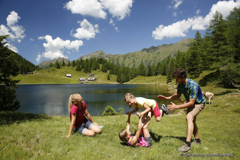 Hiking holidays in Schladming-Dachstein